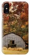 Autumn Barn IPhone Case