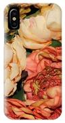 Autumn Blossoms IPhone Case
