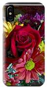 Autumn Boquet IPhone Case