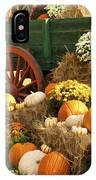 Autumn Bounty Vertical IPhone Case