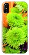 Autumn Bouquet IPhone Case