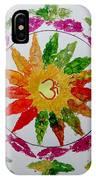 Autumn Chakra IPhone Case