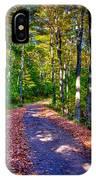 Adirondack Color 53 IPhone Case