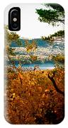 Bald Mountain View IPhone Case