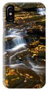 Autumn Falls - 72 IPhone Case