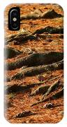 Autumn Forest Floor IPhone Case