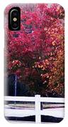 Autumn Has Returned IPhone X Case