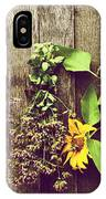 Autumn. IPhone Case