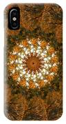 Autumn Mandala 4 IPhone Case