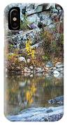 Autumn On The Black River 1 IPhone Case