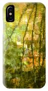 Autumn Reflections New Hampshire IPhone Case
