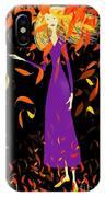 Autumn Spirit IPhone Case