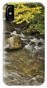 Autumn Stream 6149 IPhone Case