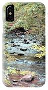 Autumn Streams IPhone Case