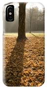 Autumn Stroll IPhone Case