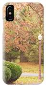 Autumn Stroll IPhone Case