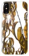 Autumn Sunburst IPhone Case