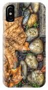 Autumn Texture IPhone Case