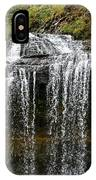 Autumn Water Fall IPhone Case