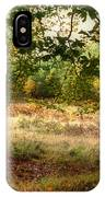 Autumn Woodland IPhone Case