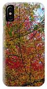 Autumns Beauty IPhone Case