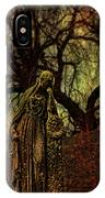Ave Maria Full Of Sorrows IPhone Case