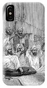 Averroes, Islamic Physician IPhone Case