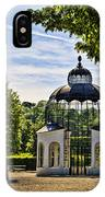 Aviary At Schonbrunn Palace IPhone Case