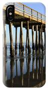 Avila Beach Pier California 2 IPhone Case