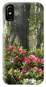 Azalea Woods IPhone Case