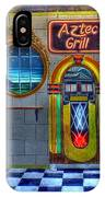 Aztec Grill Route 66 IPhone Case