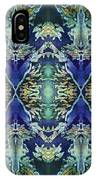 Azuraz Candle Tiled IPhone Case