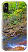 B Reynolds Falls Panorama IPhone Case