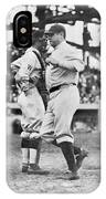Babe Ruth (1895-1948) IPhone Case