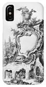 Babel: Fountain IPhone Case
