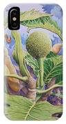 Baby Breadfruit IPhone Case