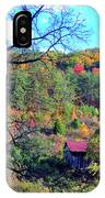 Back Road Barn IPhone Case