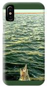 Back To The Sea IPhone Case