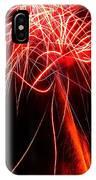 Backyard Fireworks 2012 4 IPhone Case