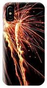 Backyard Fireworks 2012 5 IPhone Case