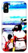 Balinese Beach Funeral  IPhone Case