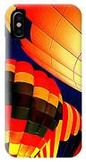 Balloon Glow 1 IPhone Case
