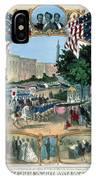Baltimore: 15th Amendment IPhone Case