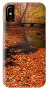 Bamboo Brook Chester New Jersey IPhone Case