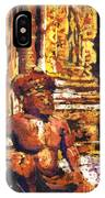 Banteay Srei Statue IPhone Case