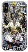 Baphomet Mosaic IPhone Case