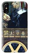 Barbra Yagavitchnaya IPhone Case