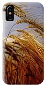 Barley, Co Meath, Ireland IPhone Case