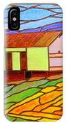 Barn On Springhill Road IPhone Case