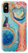 Baron's Painting IPhone Case